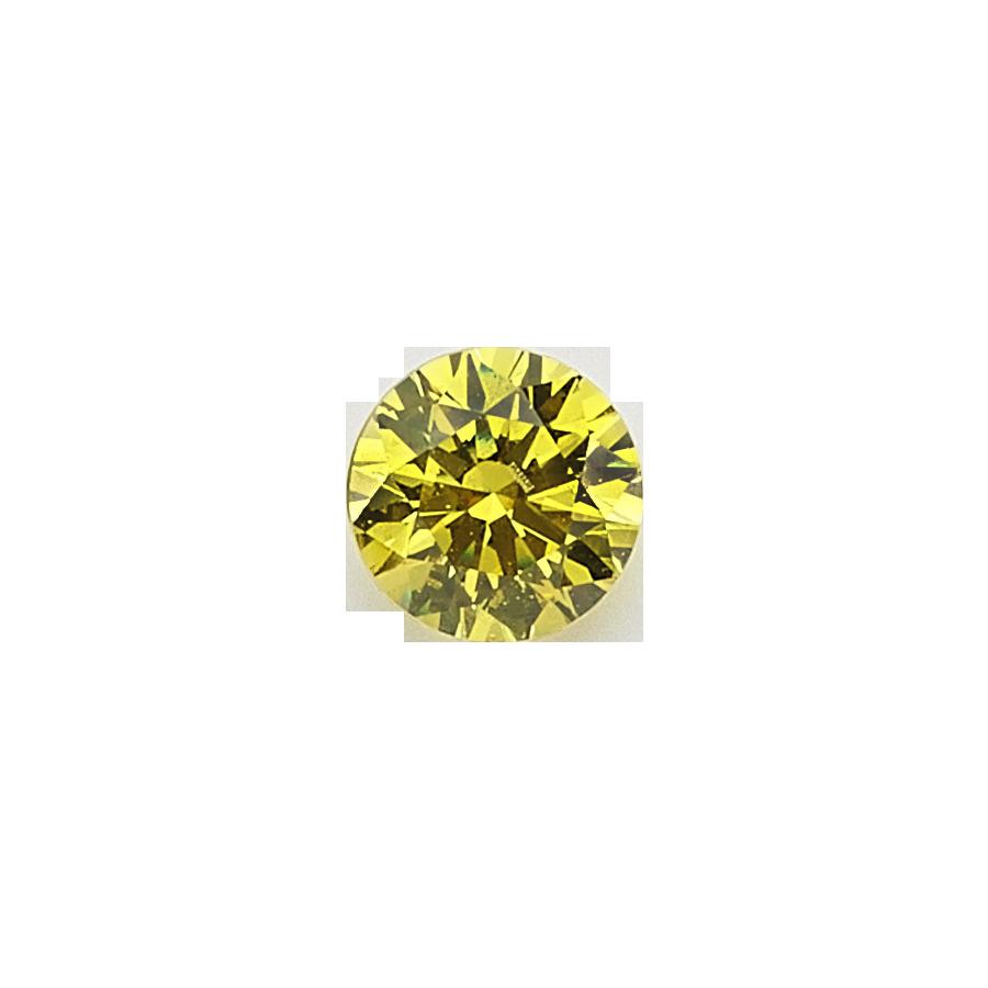 Swarovski Yellow Color Stone & November Birth Stone   Luzdemia